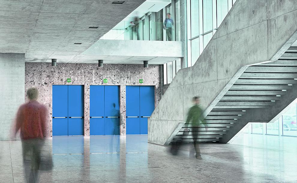 Πυράντοχες Πόρτες & Πόρτες Βαριάς Χρήσης
